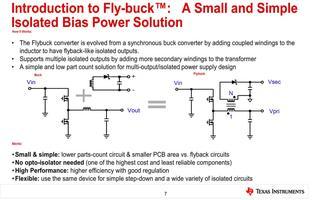 工业应用的隔离拓扑的解决方案(1)