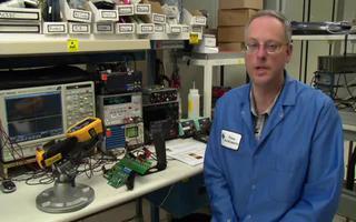 DC-DC转换器在热性能和小尺寸解决方案之间起到...