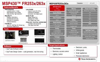 關于MSP CapTIvate電容觸摸技術設計