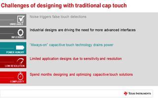 TI MSP430 CapTIvate成本優化器及觸摸技術的介紹