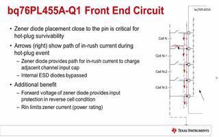 在新能源汽车电池管理系统中TIBQ76PL455A设计需考量哪些因素?