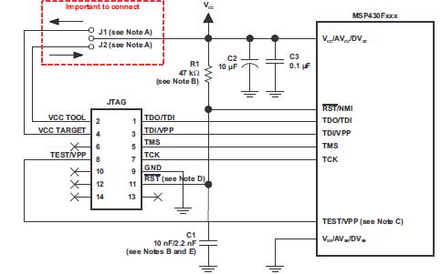MSP430硬件程序开发工具用户手册免费下载