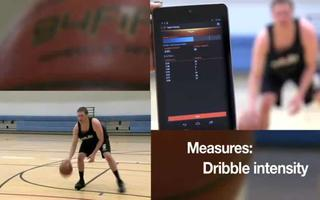 一款由TI开发的具有无线充电功能的篮球