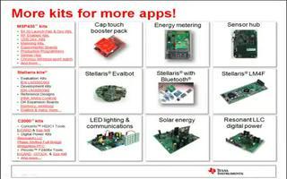 TI微控制器产品系列介绍