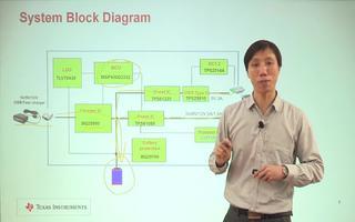 关于移动电源系统的设计要求与系统框图的讲解介绍