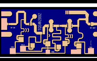 TGA4507 Ka波段低噪声放大器详细数据免费下载