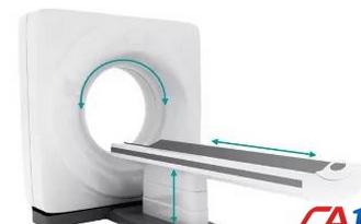 CT扫描仪中使用的三大重要传感器
