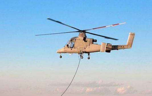 美军试验无人机运送补给物品的理念,计划年内实现一次升空千架
