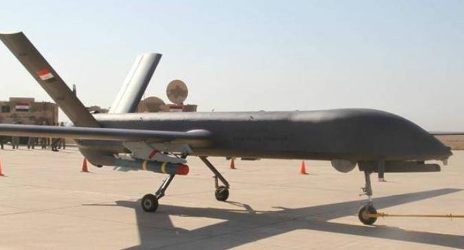 伊拉克彩虹-4无人机训练和作战画面公布,可携带345公斤左右的武器