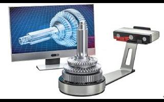 采用基于TI DLP®技术的结构光实现高精度3D扫描