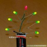 简易LED圣诞树制作教程