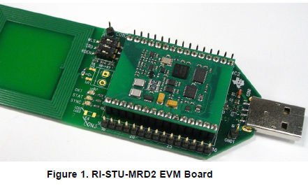 MRD2EVM微读取器评估工具包的详细资料免费下载