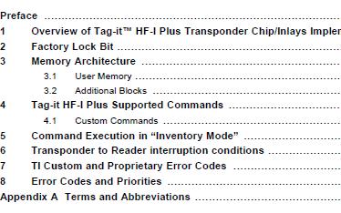 HFI和应答器ChIPSnRead扩展命令选项的详细资料概述免费下载