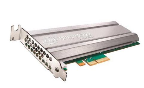 英特尔采用3D NAND技术的数据中心级固态盘发布,以便扩大3D NAND供应