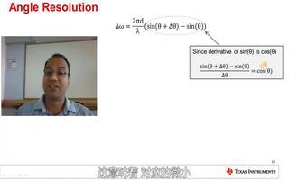 毫米波传感介绍:如何估计FMCW雷达的角度?