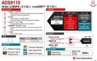TI工业信号链产品新方向(1)