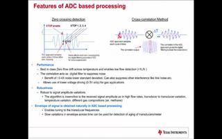 基于ADC的超聲波流量測量技術