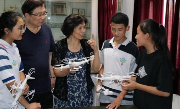 青少年创意手工无人机竞赛圆满落幕,推动青少年创意艺术和创新科技科普知识的发展