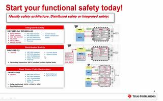 电子功能安全开发及汽车EPS电机控制设计