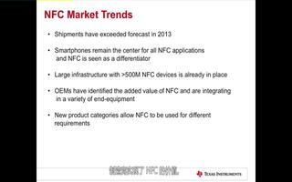 什么是NFC?NFC产品的应用介绍