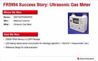 超声波感应系列为电池供电型计量应用提供解决方案