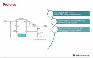 TPS54X02解決方案有哪些優勢?