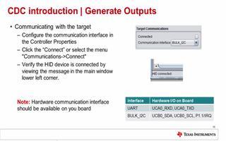 CapTIvateTM软件设计平台的应用介绍