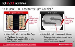隔离驱动器瞬态共模噪音抑制特性及会对器件造成哪些影响?