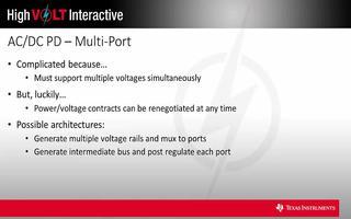 关于USB type C和PD协议规范设计要求