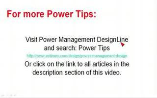 如何对传导功耗进行折中处理,降压MOSFET电阻比?