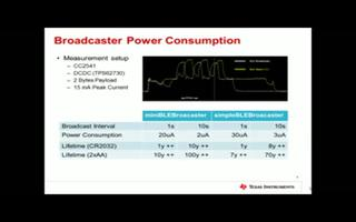 BLE broadcaster技術應用(2)