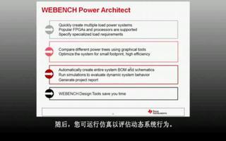 WEBENCH电源:关于FPGA Architect的介绍