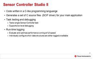 TI SimpleLink MCU平台:Sens...