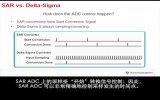 SAR和Delta Sigma转换器架构及SAR ADC的特点及工作方式