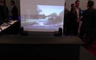 关于DLP汽车抬头系统介绍