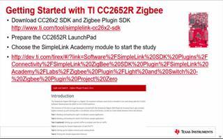 CC2652R无线MCU实现Zigbee和Thr...