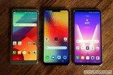 LG V40 ThinQ手机:采用POLED刘海屏,后置双摄支持OIS光学防抖