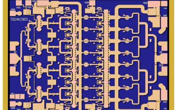 TGA4516-TS Ka波段功率放大器的详细资料免费下载