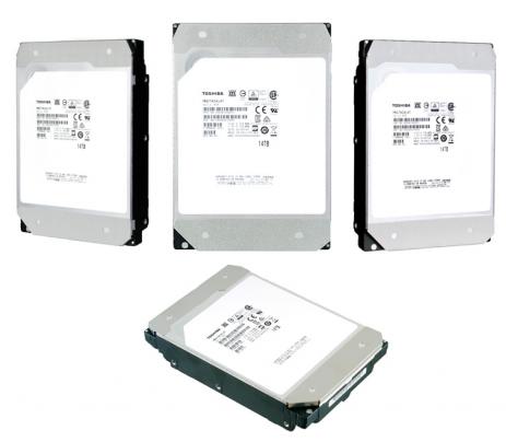 東芝推出全新MN07系列硬盤,專為 NAS 平臺...
