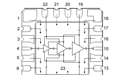 TGA2594-HM功率放大器詳細數據手冊免費下載