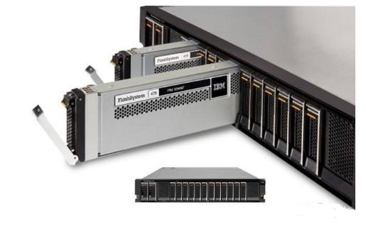 新的FlashSystem 9100存儲系統是一...