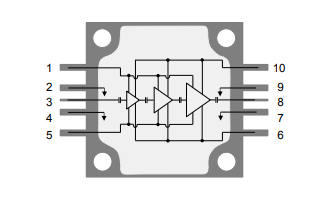TGA2624-CP高功率X波段放大器的詳細資料免費下載