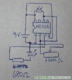 如何用NE555做一个简易的光强度探测器