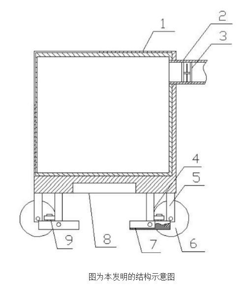 【新专利介绍】一种智能水表互联网装置