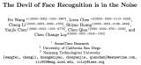 从图像数据角度为人脸识别准确率的提高提出的建议