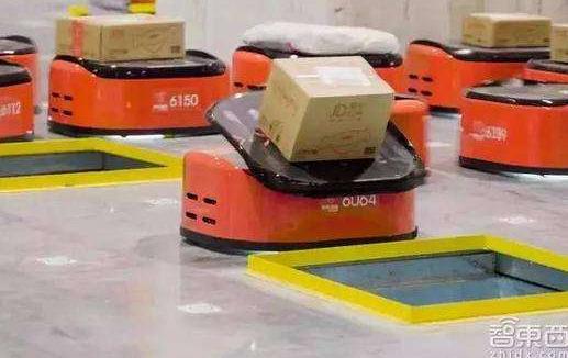 3D打印制造AGV机器人外壳成功,成品效果令人非常满意