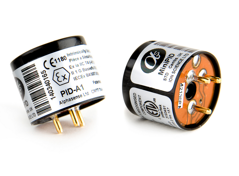 TVOC测量用光离子传感器PID的选型