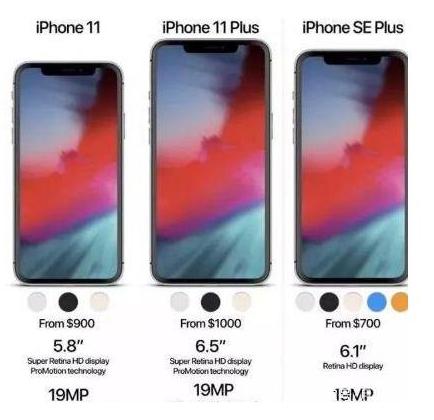 新iphone9发布时间 新iPhone是什么样子