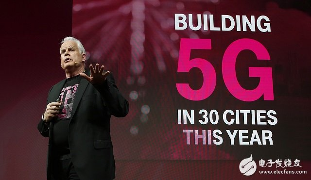 美国通信运营商计划,年底前在30个城市推出5G移...