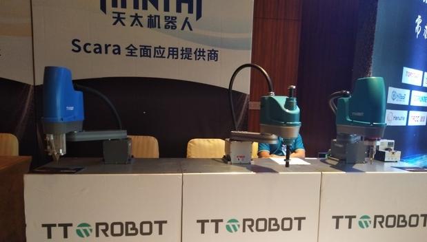 国产工业机器人市场份额下降至不到27%